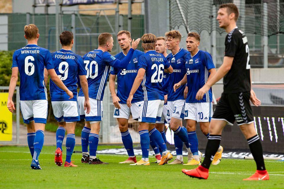 19-årig fodboldspiller solgt til Lyngby