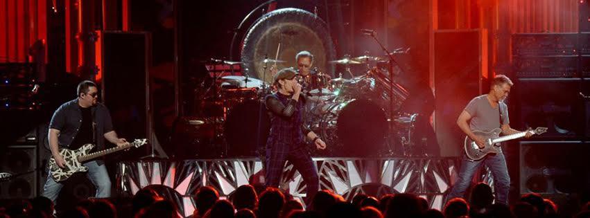 Eddie Van Halen død