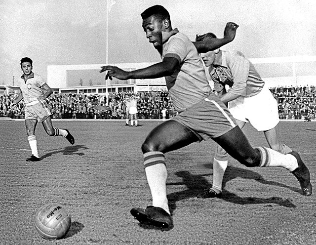 Ny dokumentar om Pelé på vej