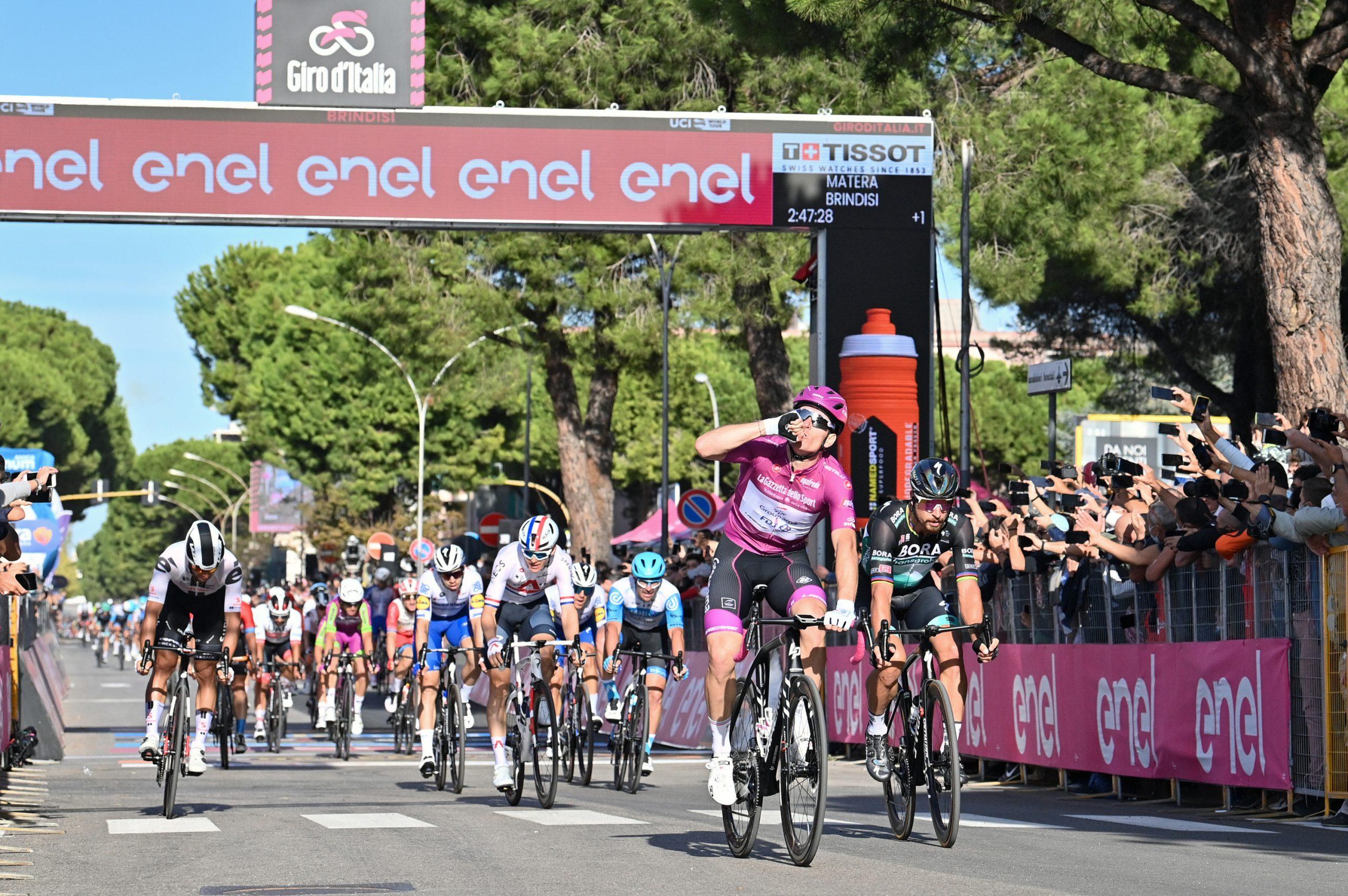 Fartrekord i Giro d'Italia