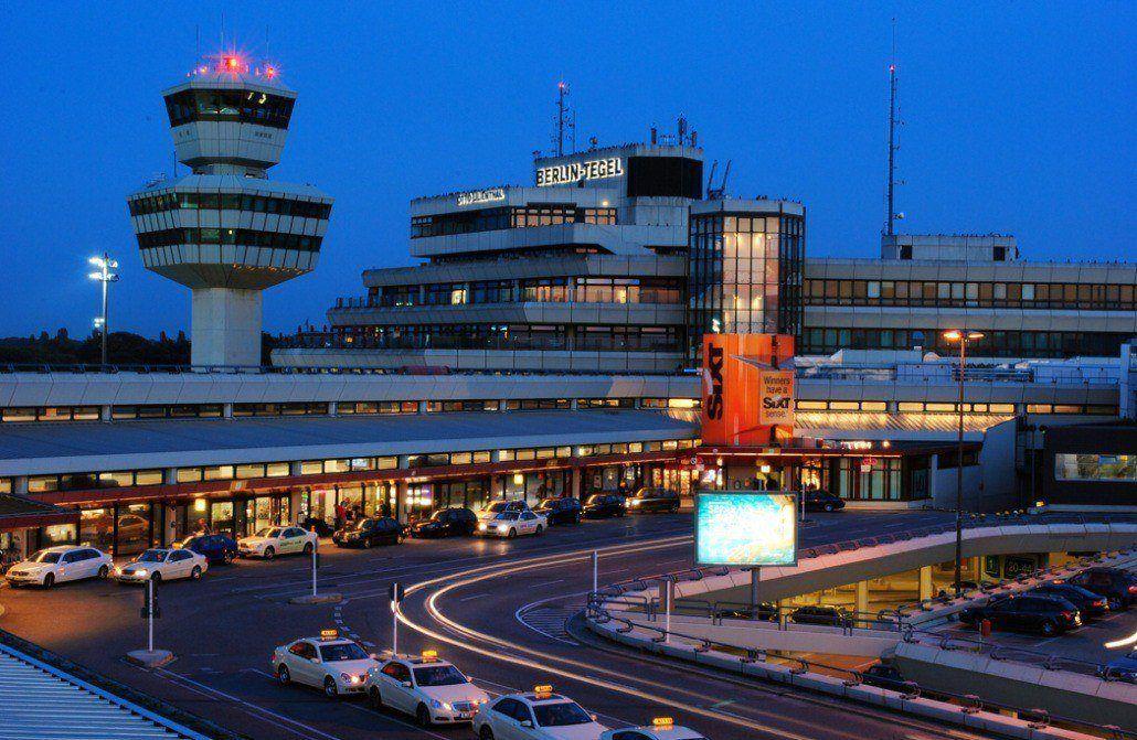 Farvel til berømt tysk lufthavn
