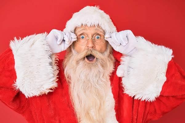 Julemanden går online på Airbnb