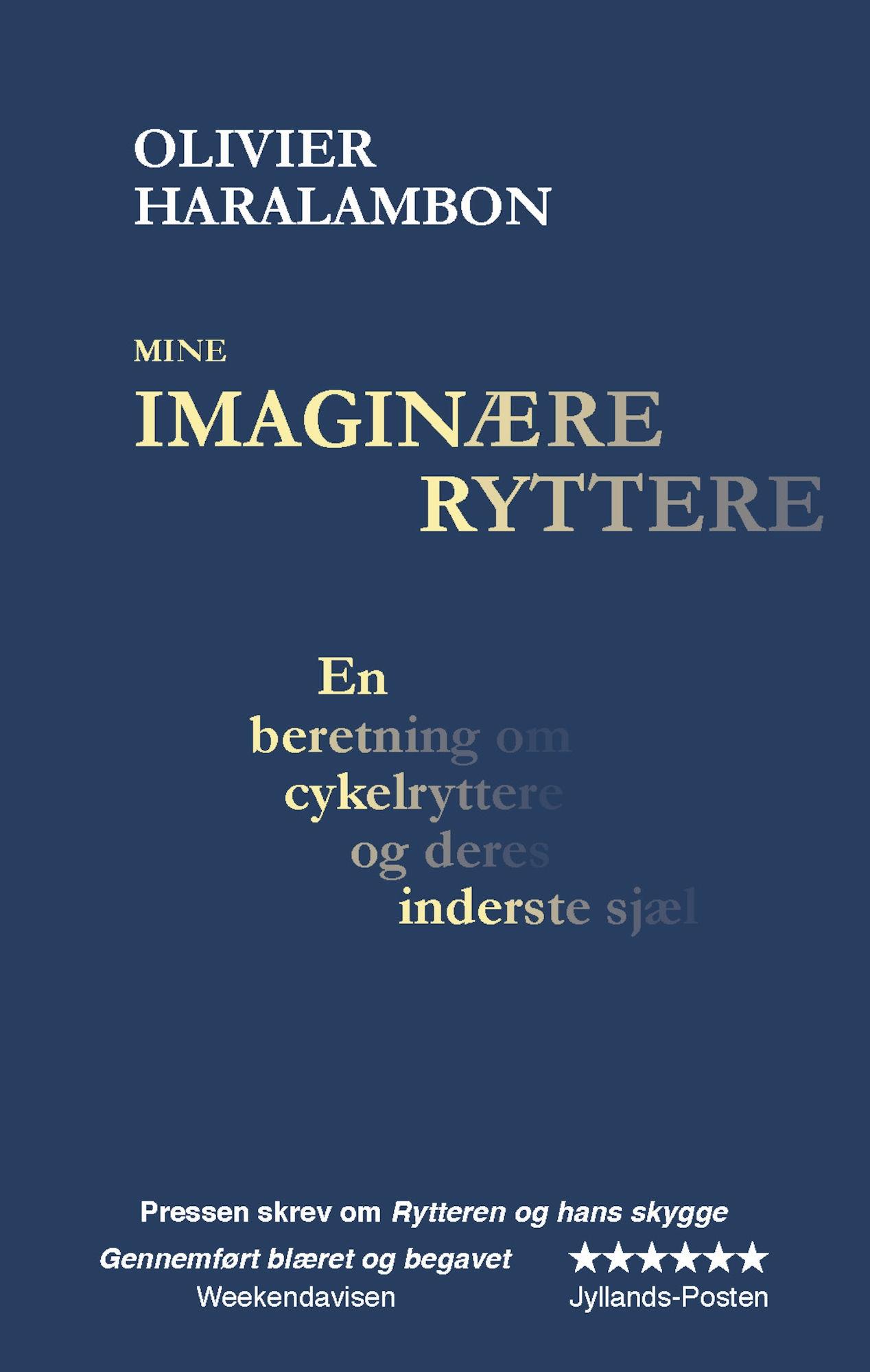 Ny fransk cykelbog udkommer på dansk i denne uge