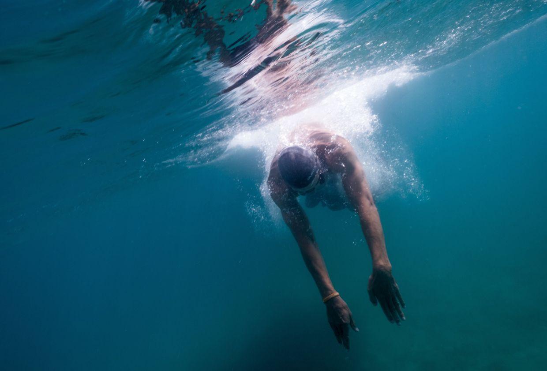 Dansk fridykker sætter længderekord
