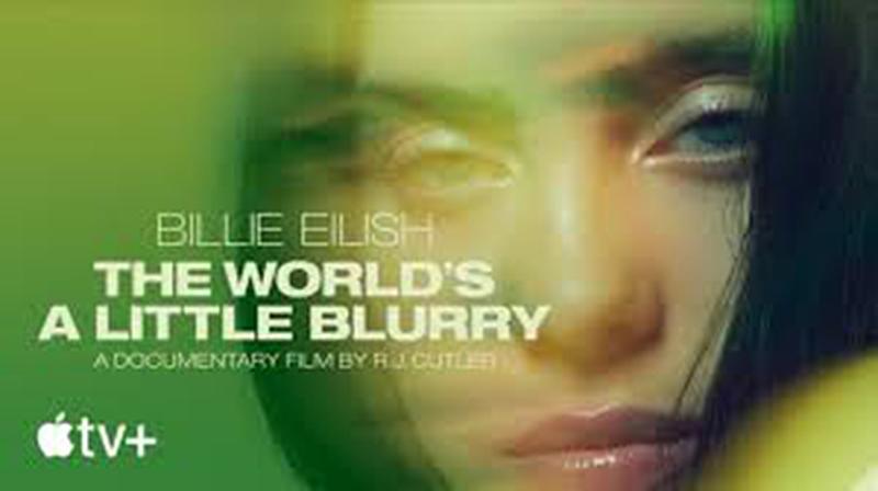 Se trailer til Billie Eilish dokumentar