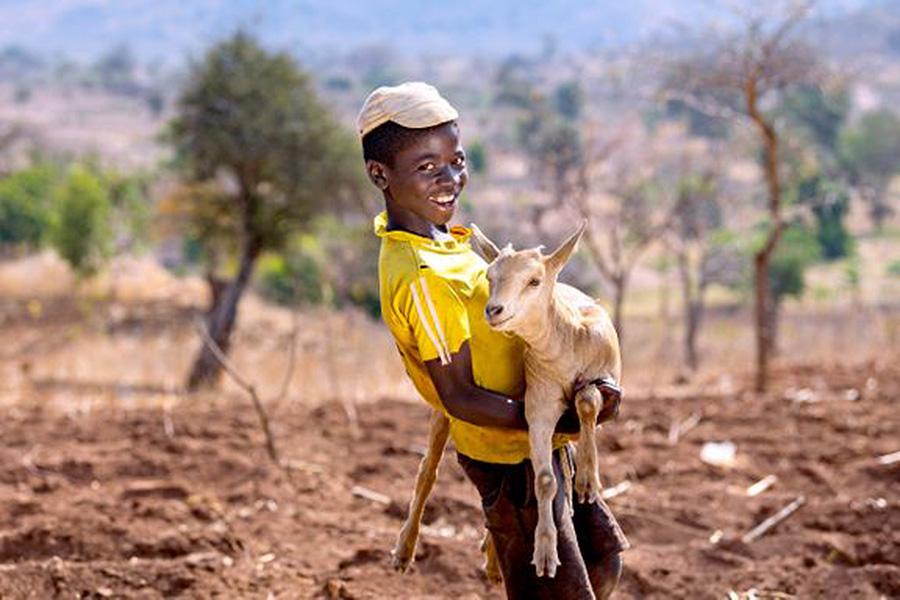 Folkekirkens nødhjælp: Rekordstor stigning i velgørenhedsgaver