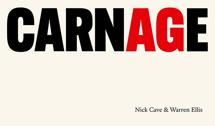 Nyt Nick Cave-album ude nu