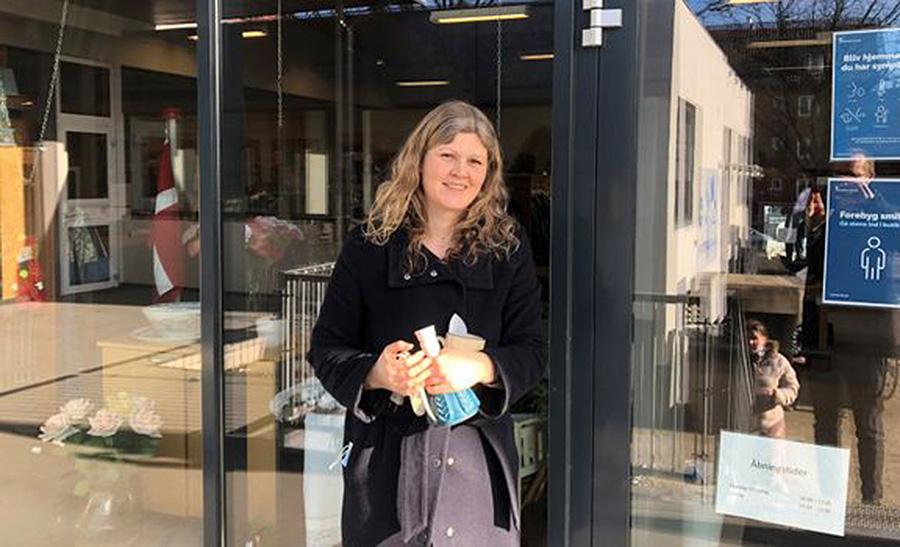 Blå Kors-butikker mærker en kæmpe opbakning fra kunderne
