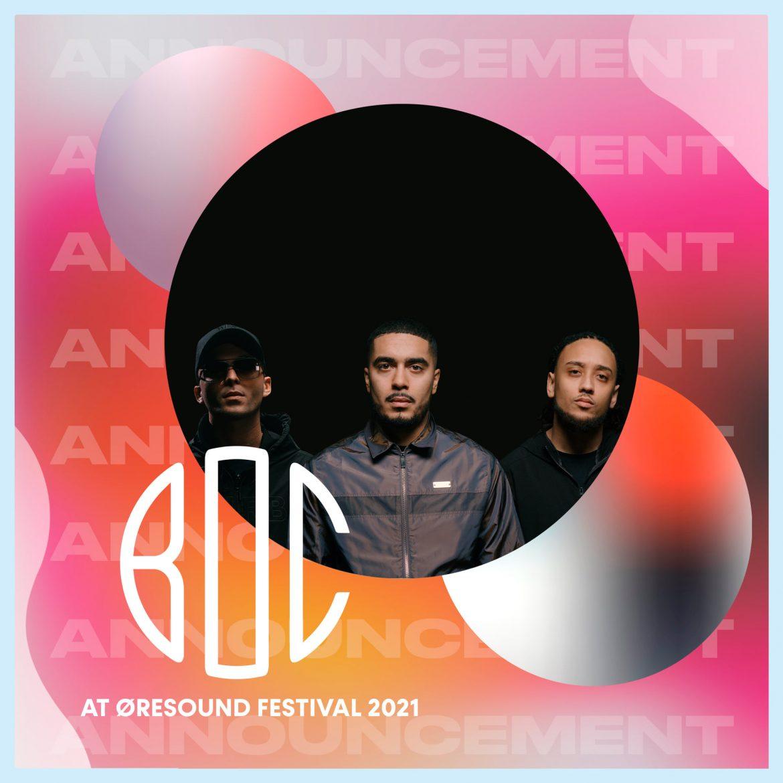 ØreSound Festival præsenterer B.O.C