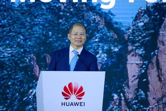 Huawei-topchef: 6G kommer på markedet omkring 2030