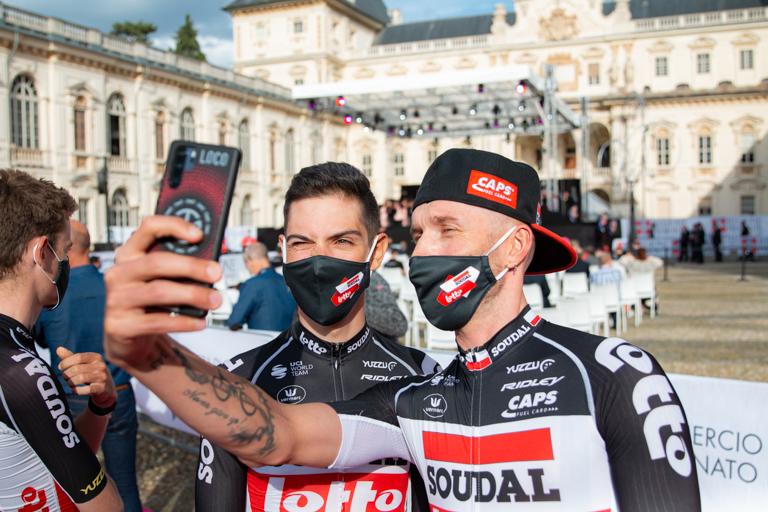 Stor online fremgang for cykelløbet Giro d'Italia