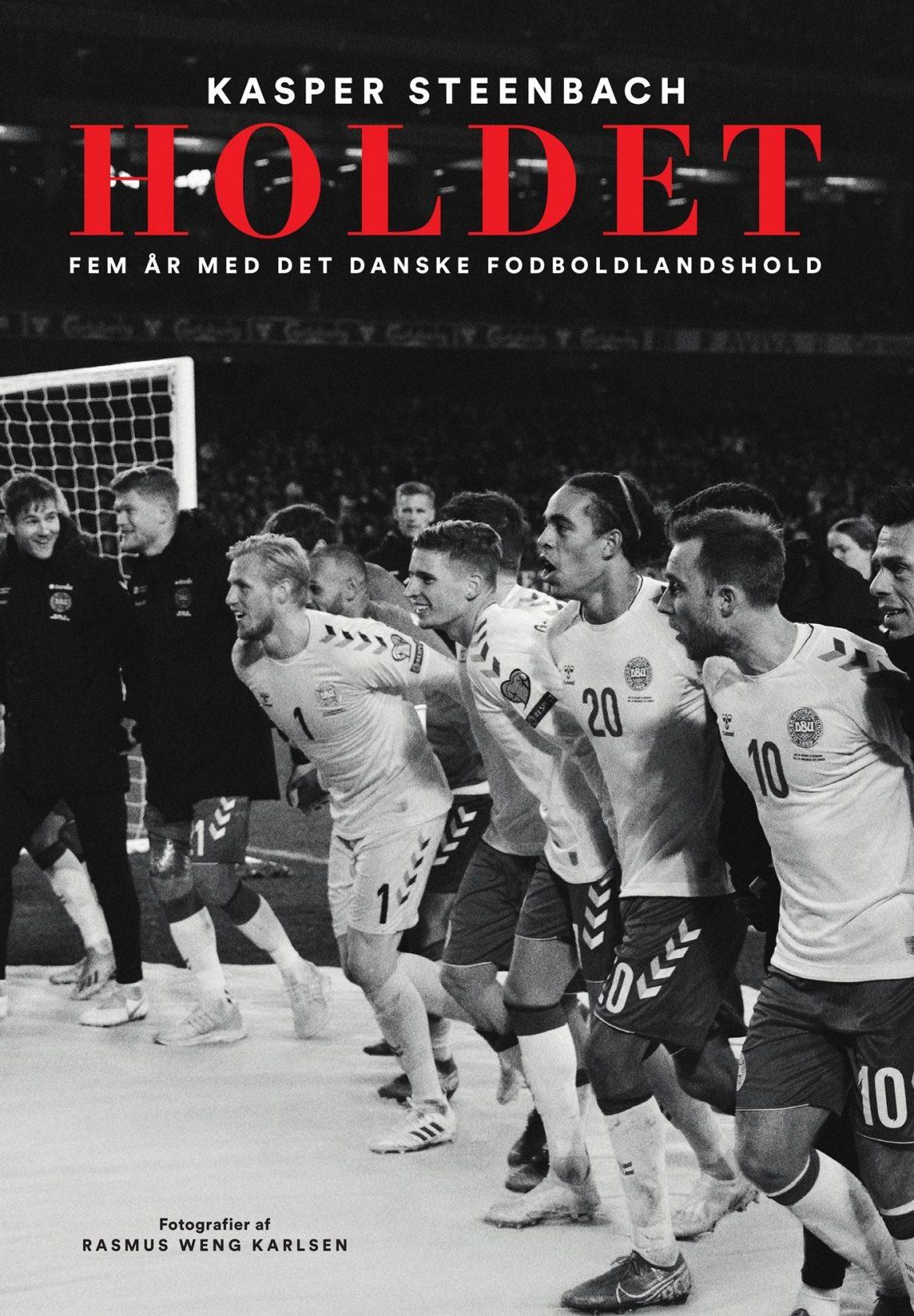 Ny bog tager læserne på en fantastisk rejse i dansk landsholdfodbold