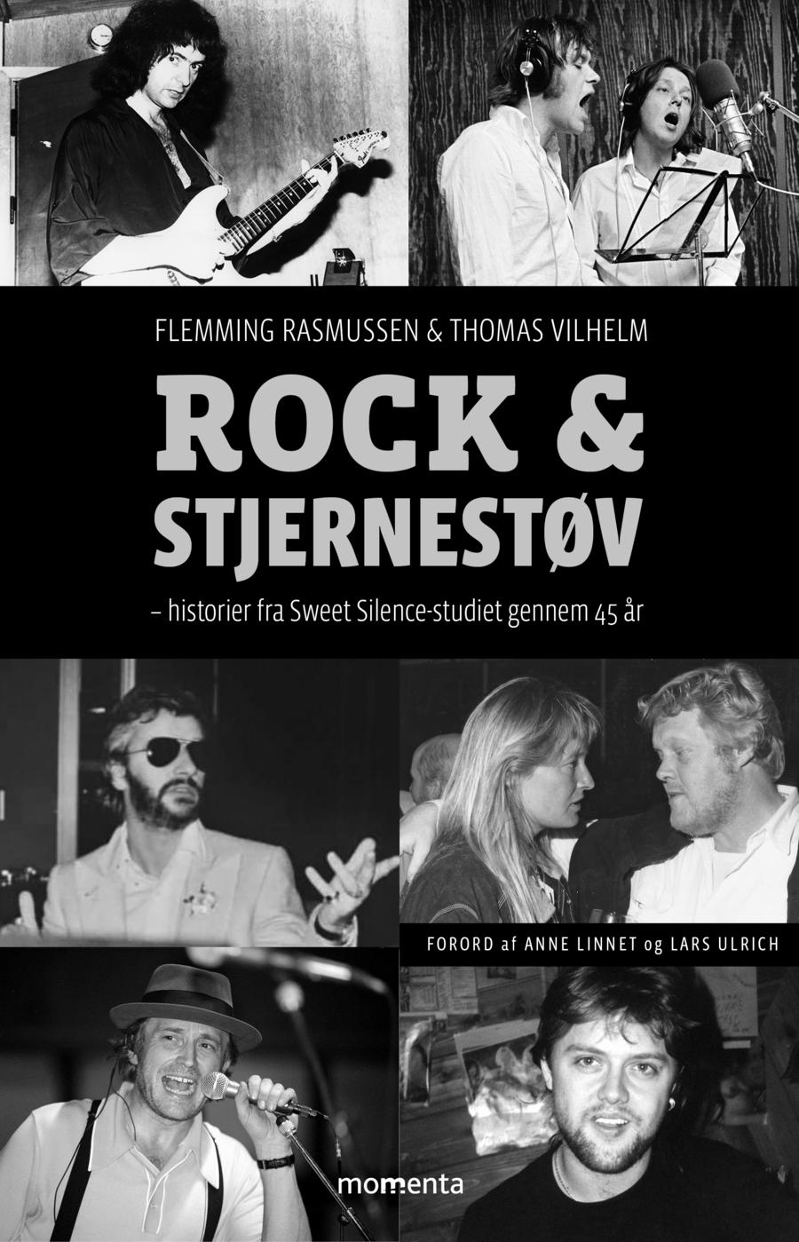 Rock & Stjernestøv byder på fantastiske historier og mange informationer