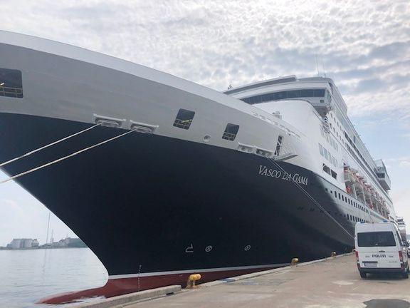 Markant forbedring for krydstogtsturisme i de danske havne