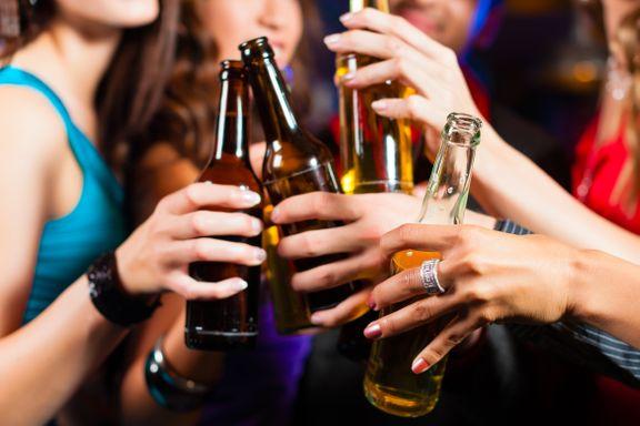 Flertal vil forbyde salg af alkohol til unge på ungdomsuddannelser